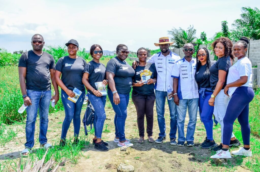 Southern Point Estate Launching